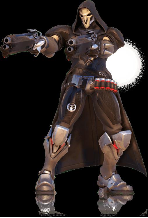 Reaper - Heroes - Overwatch