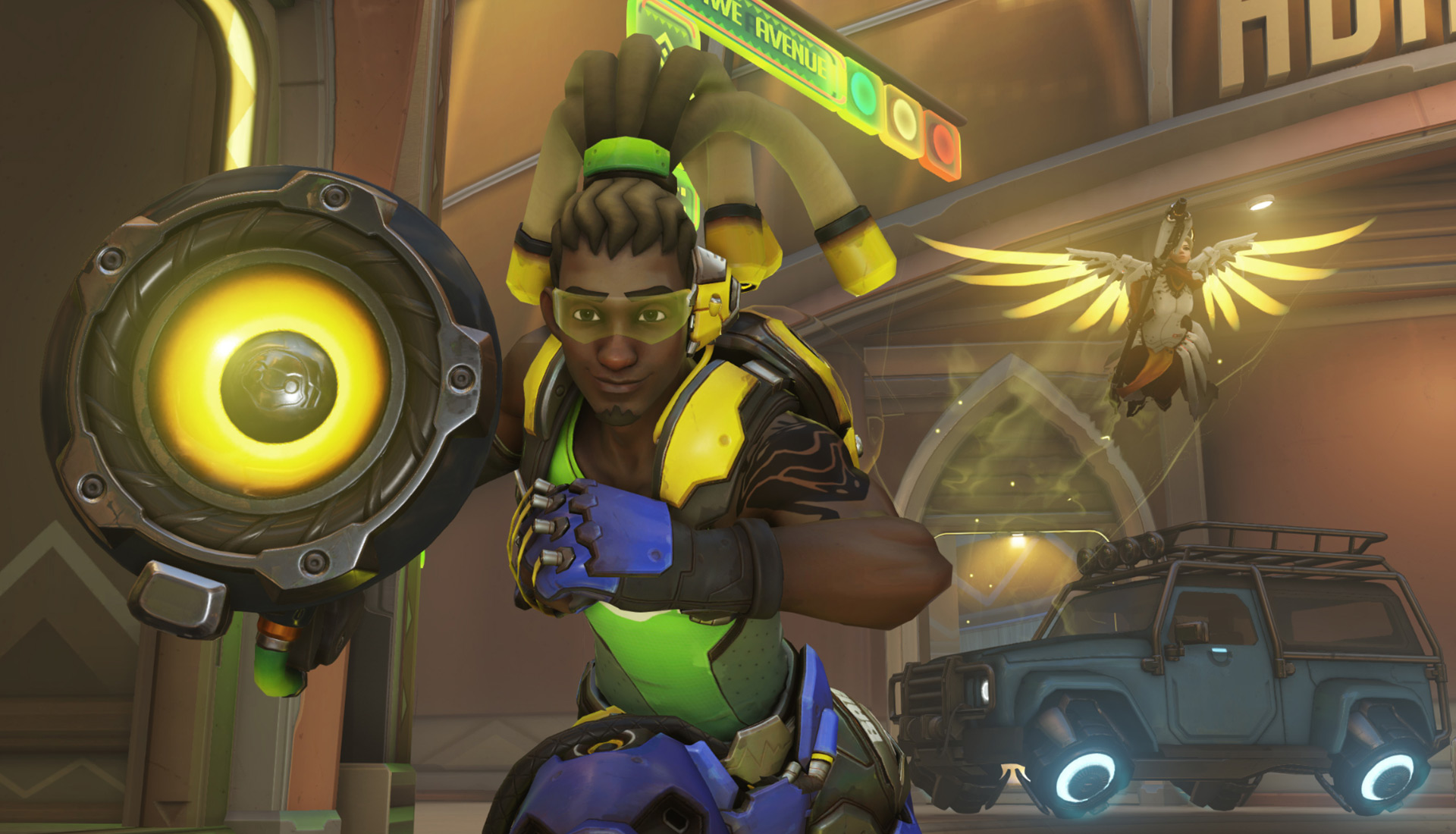 lucio screenshot 002 - Is Overwatch's Mercy Underpowered and Does it Affect the Game's Balancing?
