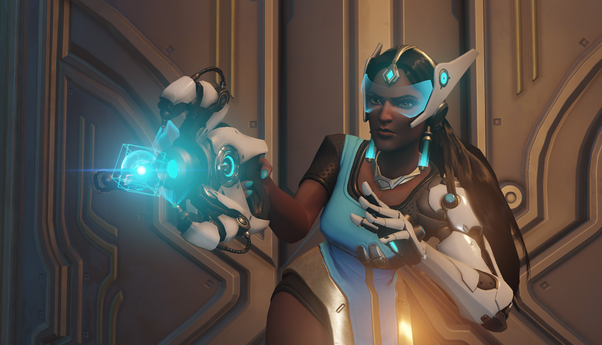 Image result for overwatch symmetra
