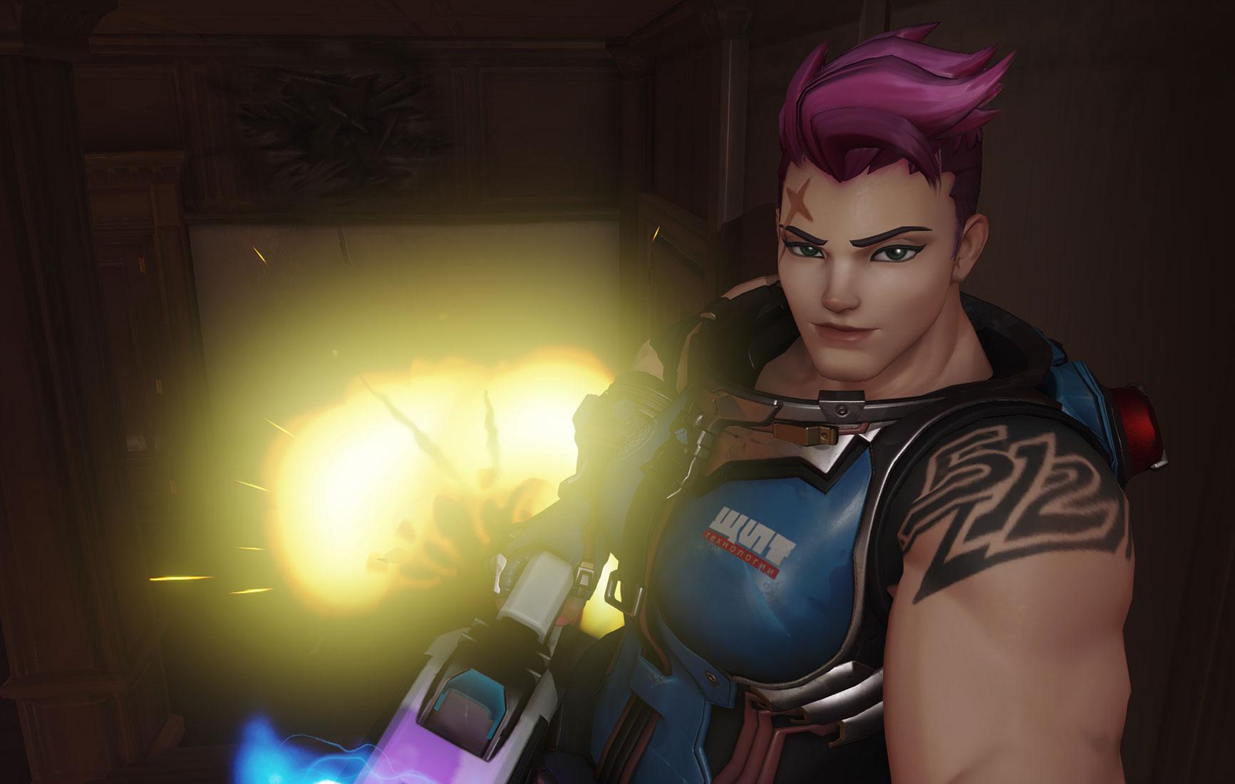 War thunder game debate overwatch tracer and widowmaker