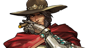 Image result for overwatch McCree