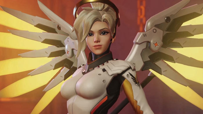 Image result for Mercy OW