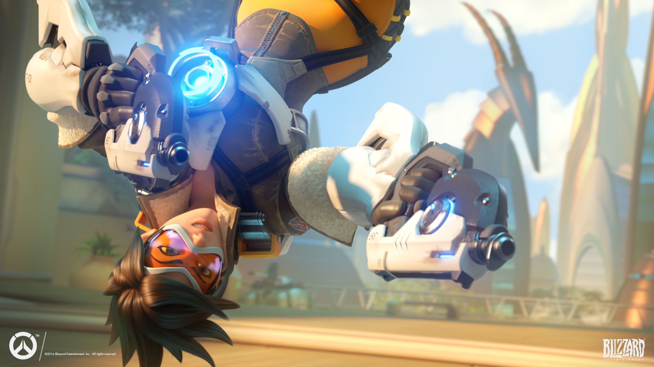 Image result for overwatch tracer